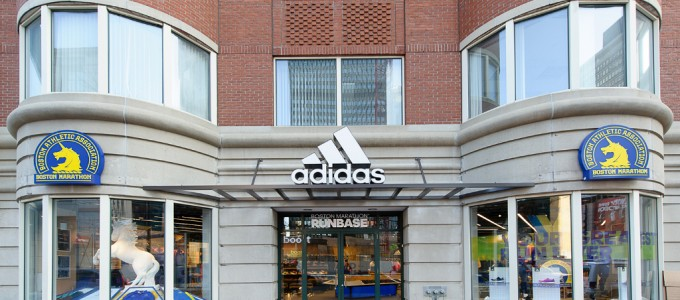 Boston Marathon adidas Run Base