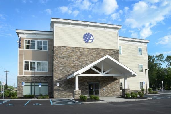 Albany Med Emurgent Care Center Trinity Building Usa