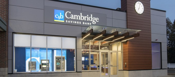 Cambridge Savings Bank – Cambridge, MA