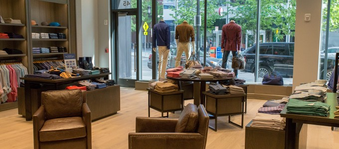 Peter Millar – Boston Seaport