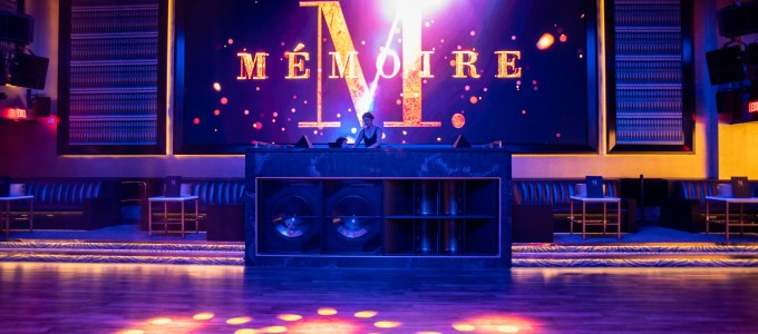 Mémoire at Encore Boston Harbor