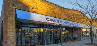 Caffè Nero – Jamaica Plain, MA