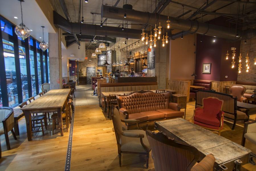 Caff 232 Nero Millennium Place Trinity Building Usa
