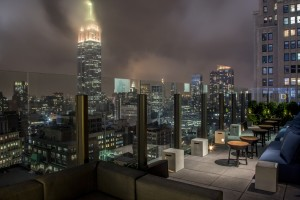 The Skylark Roof Top Lounge