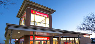 Sovereign Bank – Newtonville, MA